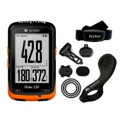Ciclocomputer BRYTON Rider 530T GPS Set