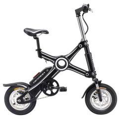 Bicicleta DEVRON E-BIKE Folding X3 Negru