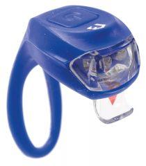 Licurici Spate BIKEFUN Pixie Silicon Albastru