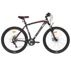 """Bicicleta ULTRA Nitro 27.5"""" negru/rosu 440mm"""