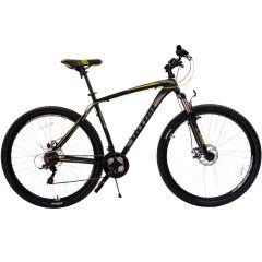 "Bicicleta ULTRA Nitro 29"" negru/galben 480mm"