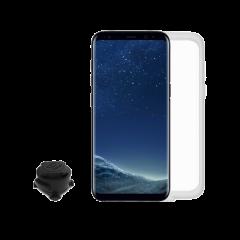 Suport telefon ZEFAL Z Console pentru Samsung S8 - kit complet