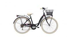 Bicicleta ADRIATICA Panda 26' Lady 6S Negru