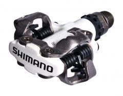 Pedale SHIMANO SPD PD-M520-W