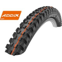 Cauciuc SCHWALBE MAGIC MARY Evo Addix Soft Snakeskin TLE 29x2.35/60-622 B/B-SK HS447 Pliabil