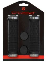 Mansoane CROSSER HL-G201 negru/gri