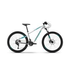 Bicicleta HAIBIKE SEET HardSeven Life 2.0 (S) Alb/Turcoaz 2019