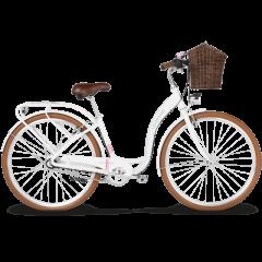 Bicicleta LE GRAND Lille 5 D 28 L Alb-Lucios 2020