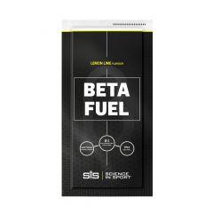 Pudra SIS Beta Fuel Lamaie&Lime Plic 84g
