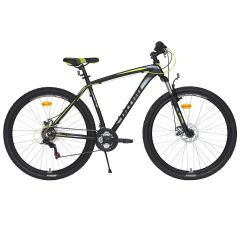 "Bicicleta ULTRA Nitro RF 29"" negru/galben 440mm"