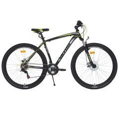 "Bicicleta ULTRA Nitro RF 29"" negru/galben 520mm"