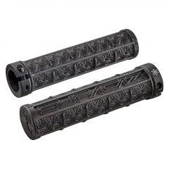 Mansoane SUPACAZ Grizips - Classic - negru w/ inele negre