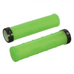 Mansoane SUPACAZ Grizips - Clear - verde neon