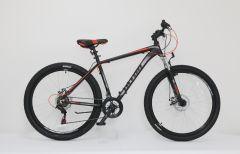 "Bicicleta ULTRA Nitro 27.5"" negru/gri/portocaliu 440mm"