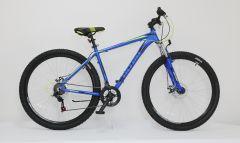 "Bicicleta ULTRA Nitro 29"" albastru/negru/galben 520mm"