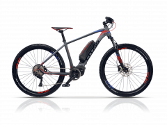 Bicicleta CROSS Quantum - 27.5'' E-MTB - 560mm