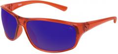 Ochelari PUMA PE0075S Rosu-Rosu-Albastru