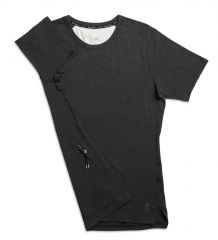 Tricou Alergare On Comfort-T Black 2019 - XL