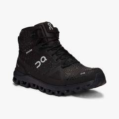 Ghete ON Cloudrock Waterproof all black 41