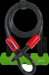 Antifurt U-Lock ABUS Ultra Mini 410/150HB140 SH34 + Cobra 10/120