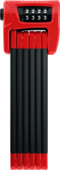 Antifurt Pliabial ABUS Cifru Bordo Combo 6100/90 (Rosu)
