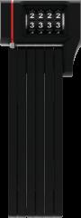 Antifurt Pliabial ABUS Bordo uGrip 5700Cifru/80 (Negru)
