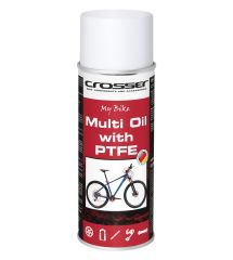 Spray intretinere CROSSER My Bike Multi Oil with PTFE 400ml aerosol