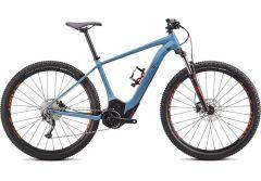 Bicicleta SPECIALIZED Turbo Levo Hardtail - Storm Grey/Rocket Red L