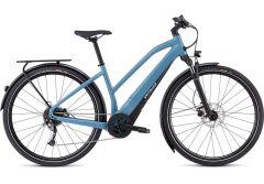 Bicicleta SPECIALIZED Turbo Vado 3.0 Step-Through - Storm Grey/Black/Liquid Silver XL