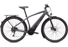 Bicicleta SPECIALIZED Turbo Vado 3.0 - Charcoal/Black/Liquid Silver S