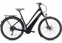 Bicicleta SPECIALIZED Turbo Como 3.0 700C - Low-Entry - Nearly Black/Blue Ghost Pearl/Gloss Dove Grey L
