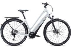 Bicicleta SPECIALIZED Turbo Como 3.0 700C - Low-Entry - Metallic White Silver/Black L