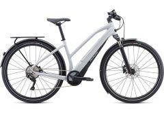 Bicicleta SPECIALIZED Turbo Vado 4.0 Step-Through - Gloss Dove Grey/Black/Liquid Silver XL