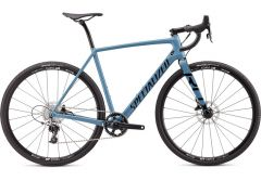 Bicicleta SPECIALIZED Crux Elite - Gloss Storm Grey/Tarmac Black 61