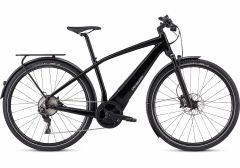 Bicicleta SPECIALIZED Turbo Vado 5.0 Step-Through - Black/Black/Liquid Silver XL