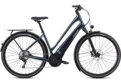 Bicicleta SPECIALIZED Turbo Como 5.0 700C - Low-Entry - Satin Cast Cast Battleship/Black/Chrome S