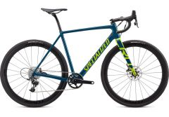 Bicicleta SPECIALIZED Crux Expert - Gloss Dusty Turquoise/Hyper 61
