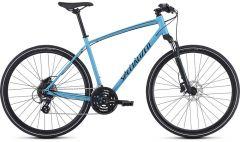 Bicicleta SPECIALIZED Crosstrail - Hydraulic Disc - Gloss Nice Blue/Black/Black Reflective S