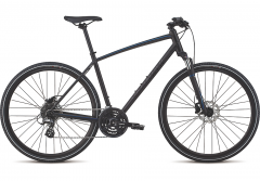 Bicicleta SPECIALIZED Crosstrail - Hydraulic Disc - Satin Black/Chameleon/Nearly Black Reflective M