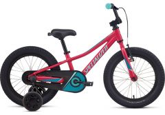 Bicicleta SPECIALIZED Riprock Coaster 16 - Rainbow Flake Pink/Turquoise/Light Turquoise 7