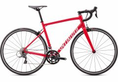 Bicicleta SPECIALIZED Allez Gloss - FLo Red/White Clean 49