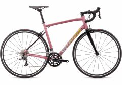 Bicicleta SPECIALIZED Allez - Satin/Gloss Dusty Lilac/Black/Summer-Hyper Fade 49