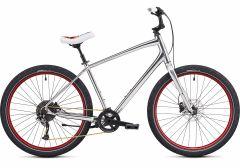 Bicicleta SPECIALIZED Roll Elite LTD II - Gloss Chrome/Red M