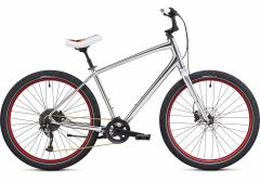 Bicicleta SPECIALIZED Roll Elite LTD II - Gloss Chrome/Red L