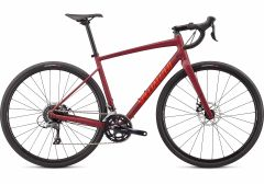 Bicicleta SPECIALIZED Diverge E5 - Satin Crimson/Rocket Red Clean Red 58