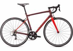 Bicicleta SPECIALIZED Allez Sport - Satin/Gloss Crimson/Rocket Red 49