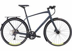 Bicicleta SPECIALIZED Men's Sirrus Sport EQ - Black Top LTD - Satin Cast Battleship/Hyper S