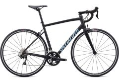 Bicicleta SPECIALIZED Allez Elite - Satin Black/Blue Reflective/Clean 56