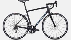 Bicicleta SPECIALIZED Allez Elite - Satin Black/Blue Reflective/Clean 54
