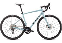 Bicicleta SPECIALIZED Diverge Elite E5 - Gloss Summer Blue/Black Camo 44